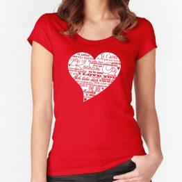 Walentynki-koszulka